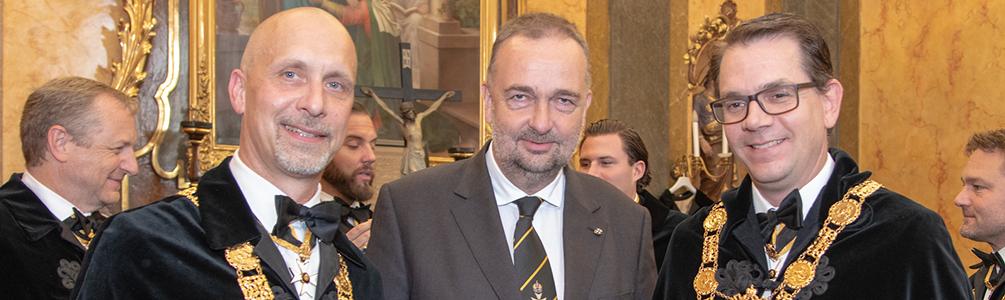 Prokurator-Grossmeister-Kanzler